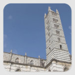 Italia, Toscana, Siena. El Duomo. Colcomania Cuadrada