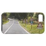 Italia. Toscana. Val D'Orcia (valle de Orcia) 2 Funda Para iPhone 5 Tough