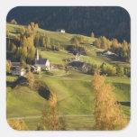 Italia, Trentino - alto provincia del Adigio, Pegatina Cuadrada