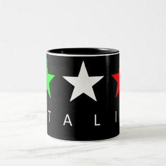 Italia Two-Tone Coffee Mug