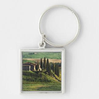 Italia. Un chalet pastoral de Toscana en Val d'Orc Llavero Personalizado