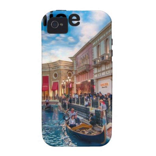 Italia Venecia (St.K) iPhone 4/4S Carcasa