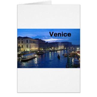 Italia Venecia (St.K) Felicitación