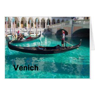 Italia Venecia (St.K) Tarjeton