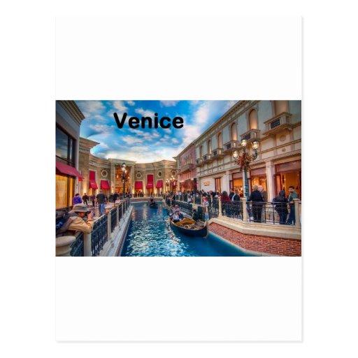 Italia Venecia (St.K) Tarjeta Postal