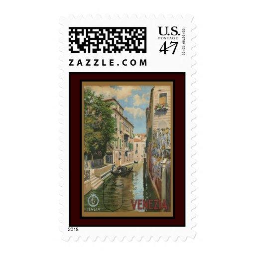 Italia Venezia Stamp