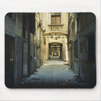 Italia - ventana superior - cojín de ratón mousepads