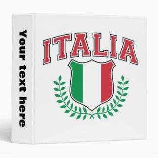 Italia Vinyl Binders