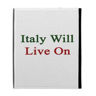 Italia vivirá encendido