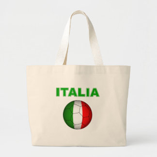 Italia World Cup T-Shirt Canvas Bag