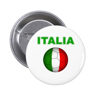 Italia World Cup T-Shirt Pins