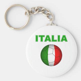 Italia World Cup T-Shirt Keychain
