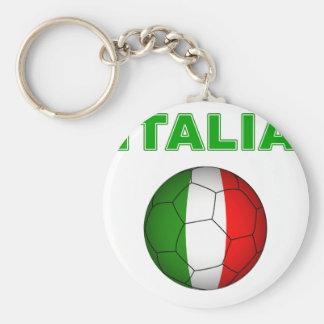 Italia World Cup T-Shirt Key Chains