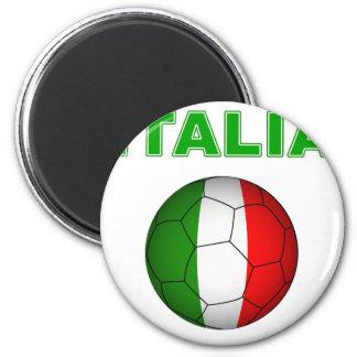 Italia World Cup T-Shirt Fridge Magnet
