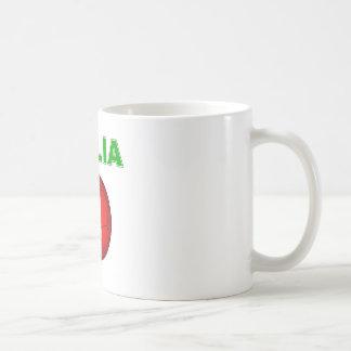 Italia World Cup T-Shirt Coffee Mug