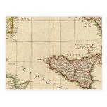 Italia y Eslovenia Tarjetas Postales
