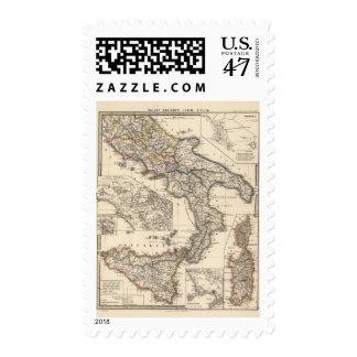 Italiae regiones IIIII, Sicilia Postage