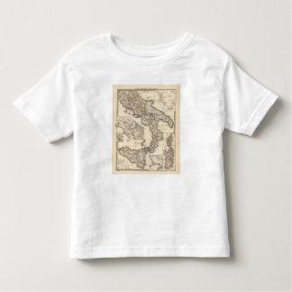 Italiae regiones IIIII, Sicilia Shirt