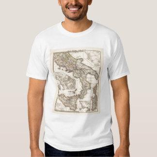 Italiae regiones IIIII, Sicilia Tee Shirt