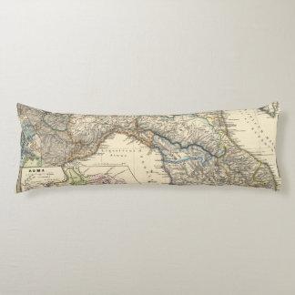 Italiae regiones IIIIXI Body Pillow