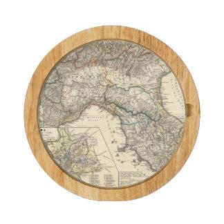 Italiae regiones IIIIXI Cheese Platter
