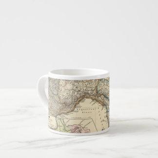 Italiae regiones IIIIXI Espresso Cup
