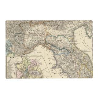 Italiae regiones IIIIXI Placemat