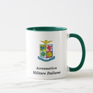Italian Air Force, AeronauticaMilitare Italiana Mug