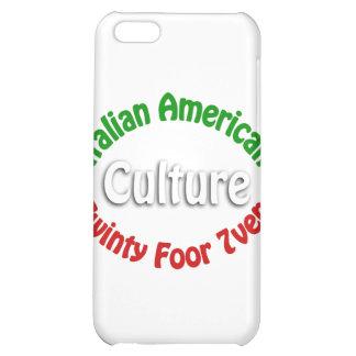 Italian American Culture iPhone 5C Covers