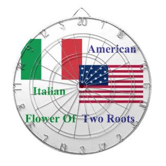 Italian-American Dart Board