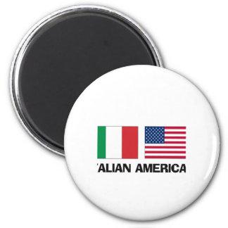 Italian American Refrigerator Magnets