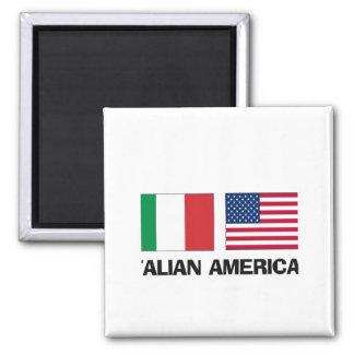 Italian American Magnets