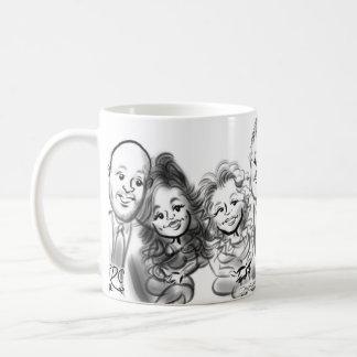 Italian American Pharmacists Caricatures 2014c Coffee Mug