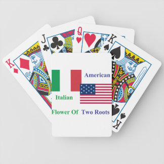 Italian-American Bicycle Playing Cards
