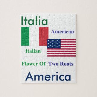 Italian-American Puzzle