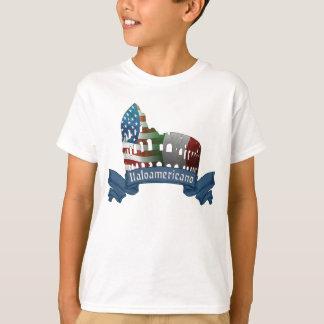 Italian American Rome Coliseum Children's T-Shirt
