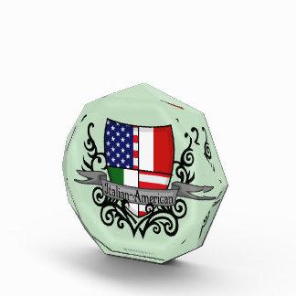 Italian-American Shield Flag Award