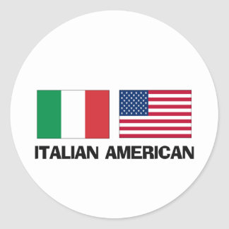 Italian American Stickers