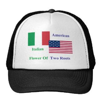 Italian-American Trucker Hat