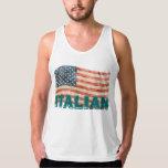 Italian American Vintage Look Tanktop
