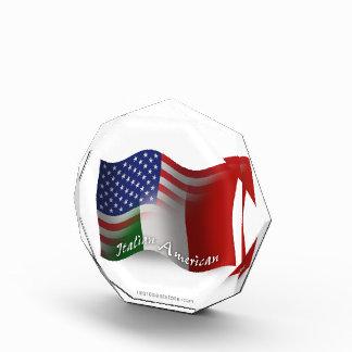 Italian-American Waving Flag Award