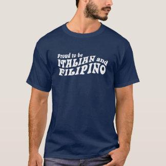 Italian and Filipino T-Shirt