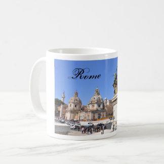 Italian architecture in Rome, Italy Coffee Mug