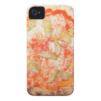 Italian Artichoke Pizza Pizza Carciofi Vegetables iPhone 4 Case-Mate Case