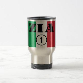 Italian Aunts : Zia Numero Uno Coffee Mugs
