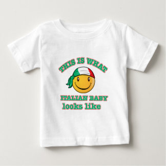 Italian baby designs baby T-Shirt