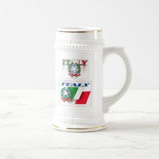 Italian Beer Mug