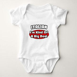 Italian...Big Deal Baby Bodysuit