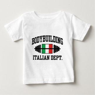 Italian Bodybuilding Baby T-Shirt