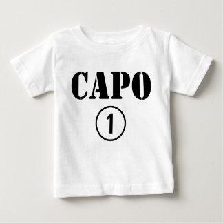 Italian Bosses : Capo Numero Uno Baby T-Shirt